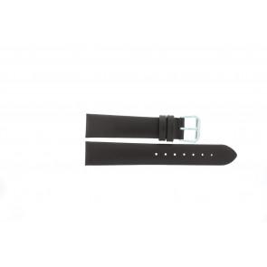 Bracelet de montre Condor 241R.02 Cuir Brun 12mm