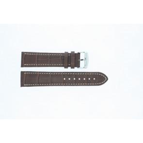Bracelet de montre Condor 308R.02 Cuir Brun 18mm