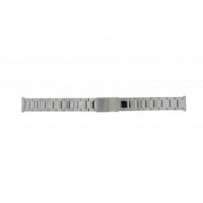 Bracelet de montre Morellato BE22.0486 Acier inoxydable Acier 16mm
