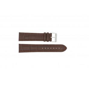 Bracelet de montre Condor 305L.02.22 XL Cuir Brun 22mm
