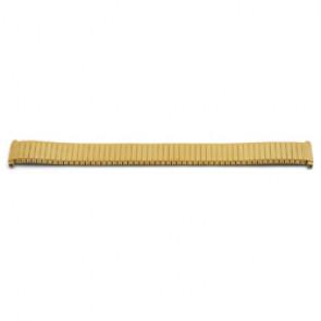 Bracelet de montre Universel V60G Acier Plaqué or 20-24mm variabel