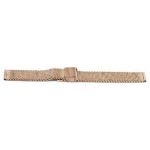Bracelet de montre Universel YF101 Acier Rosé 18mm