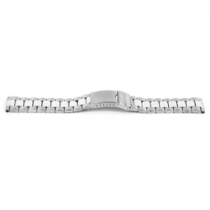 Bracelet de montre YH09 Métal Argent 22mm