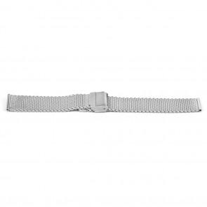 Bracelet de montre Universel YH43 Milanais Acier 22mm