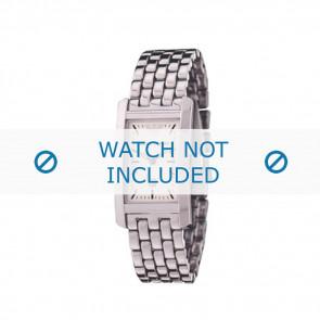 Armani bracelet de montre AR-0100 Métal Argent 19mm