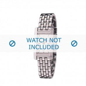 Armani bracelet de montre AR-0102 Métal Argent 14mm