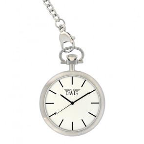 Davis 1663 montre de poche hommes