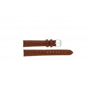 Bracelet de montre Condor 119R.03 Cuir Brun 14mm